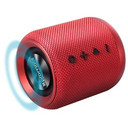 Promate Hummer Bluetooth Speaker With Built-In FM Tuner Red