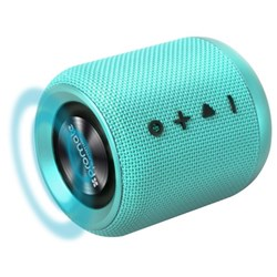 Promate Hummer Bluetooth Speaker With Built-In FM Tuner Turquoise