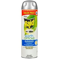 Raid Earth Options Automatic Advanced Multi-Insect Refill