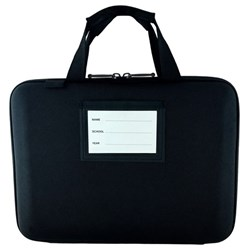 NVS Fusion Work-In-Case Laptop Bag 11.6 Inch Black