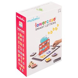 STEAM Marbotic Smart Letters Lowercase Kit