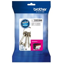 Brother LC3333-M Magenta Ink Cartridge Super High Yield