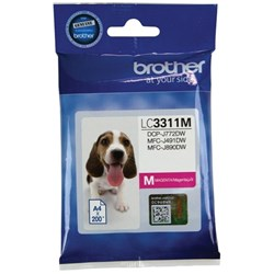 Brother LC3311-M Magenta Ink Cartridge