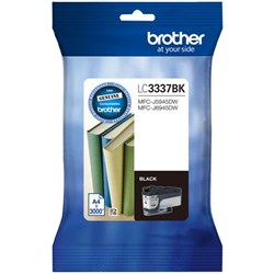 Brother LC3337-BK Black Ink Cartridge
