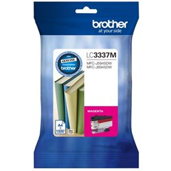 Brother LC3337-M Magenta Ink Cartridge