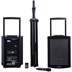 Chiayo Challenger 1000-D(BD) PA System With Wireless Mic & Tripod