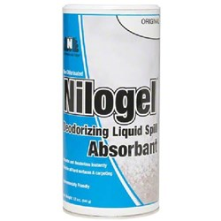 Nilogel Deodorizing Liquid Spill Absorbent 340g