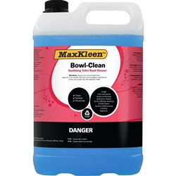 MaxKleen Bowl-Clean Toilet Cleaner 5L