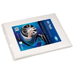 Rag Sheet SX6200 45x60cm White, Carton of 360
