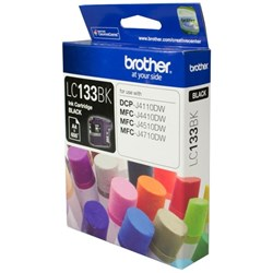 Brother LC133BK Black Ink Cartridge