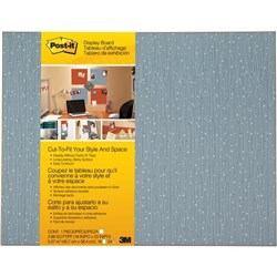 Post-it® 558 Self Stick Memo Board 460x584mm Ice