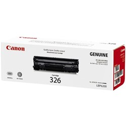 Canon CART326 Black Laser Toner Cartridge