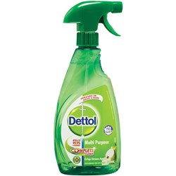 Dettol Multi-Purpose Cleaner Spray Apple 500ml