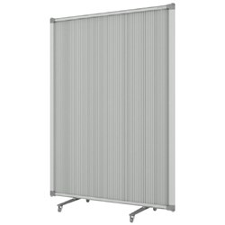 Boyd Visuals Freestanding Screen Partition 1200mm Frosted