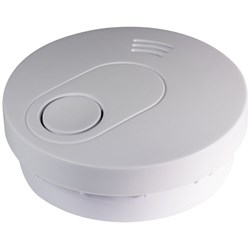 PSL Photoelectric Smoke Alarm 10 Year Battery