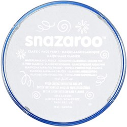 Snazaroo Face Paint 18ml White
