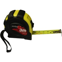 Sterling TapeTech Tape Measure 3m