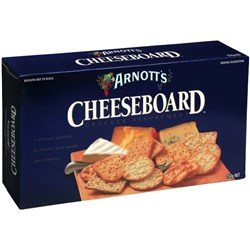 Arnott's Crackers Cheeseboard Selection 250g
