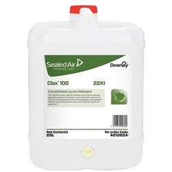 Clax 100 22A1 Concentrated Laundry Detergent 20L