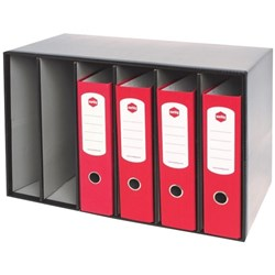 Marbig Stor-A-File Filing Unit 6 Compartments
