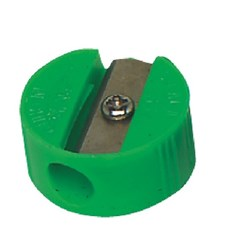 OfficeMax Plastic Pencil Sharpener 1 Hole