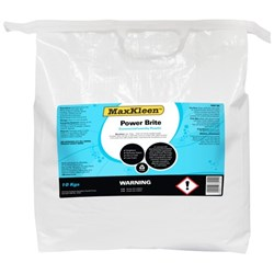 MaxKleen Power Brite Laundry Powder Top & Front Loader 10kg