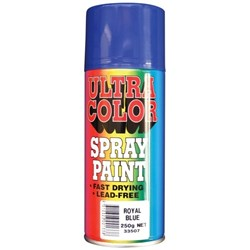 Ultra Color Spray Paint Royal Blue 250g