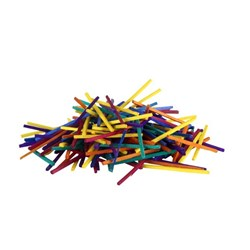 Coloured Matchsticks Assorted Colours, Pack of 4000