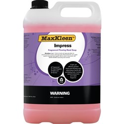 MaxKleen Impress Flowing Hand Soap 5 Litre