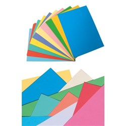 Olympic A3 160gsm Bright Coloured Card, Pack of 100