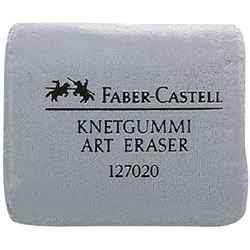 Faber-Castell Kneaded Art Eraser Assorted Colours 37x30mm