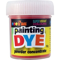 FAS Painting Dye 30g Brilliant Red