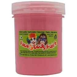 5 Star Face Paint 125ml Pink