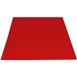 Corflute Sign Board Red