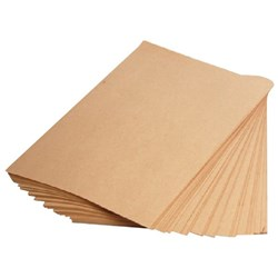 Kraft Paper A1 80gsm Brown, Pack of 250
