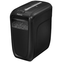 Fellowes 60CS Cross Cut Shredder Light Duty