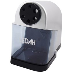 Ledah 11333 Electric Heavy Duty Pencil Sharpener 11mm Diameter