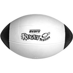 Avaro PVC Trainer Rugby Ball