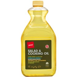 Pams Vegetable Salad & Cooking Oil 2 Litre