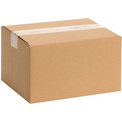 Stock Carton 2C No.1 255x205x145mm, Bundle of 25