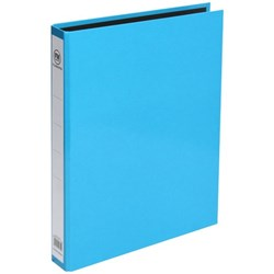 FM Vivid Ringbinder A4 2 Ring Ice Blue