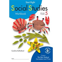 Start Right Social Studies Year 5 9781877530098