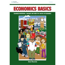Economics Basics Essential Definitions Concepts & Skills for Success in Economics 9780170950374