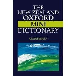 The New Zealand Oxford Mini Dictionary 9780195584806