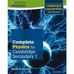 Oxford Complete Physics for Cambridge Secondary 1 Student Book 9780198390244