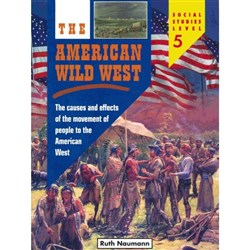 The American Wild West Textbook 9780170182997