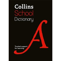 Collins School Dictionary Paperback 9780007535064