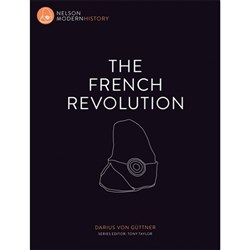 Nelson Modern History The French Revolution 9780170243995
