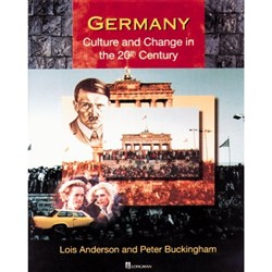 Germany Culture & Change in the 20th Century Textbook 9780582861626