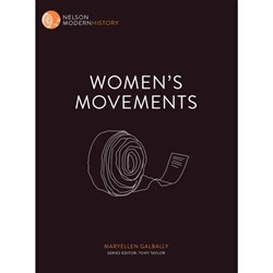 Nelson Modern History Woman's Movements 9780170244022